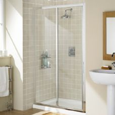 Lakes 1000mm Slider Shower Door